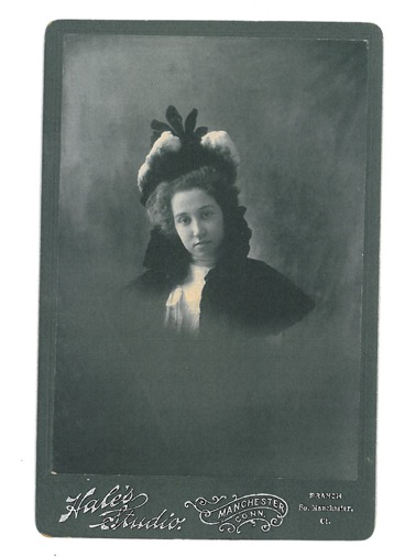 Heirloom photo of Eleanora Bloom
