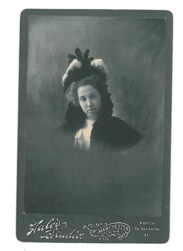 Heirloom photo of Eleanora Bloom