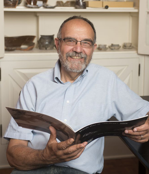Bruce Clouette: Mansfield Historical Society, Program Director