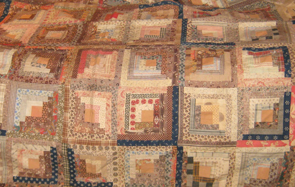 Maria Waldo Mattoon Quilt