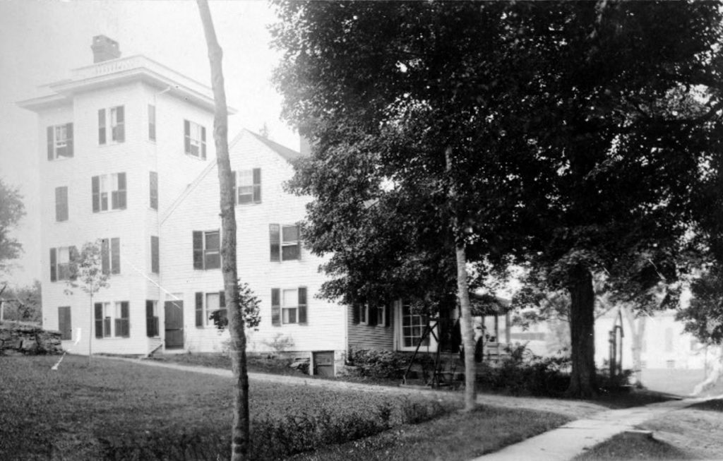 Dewing Mansion