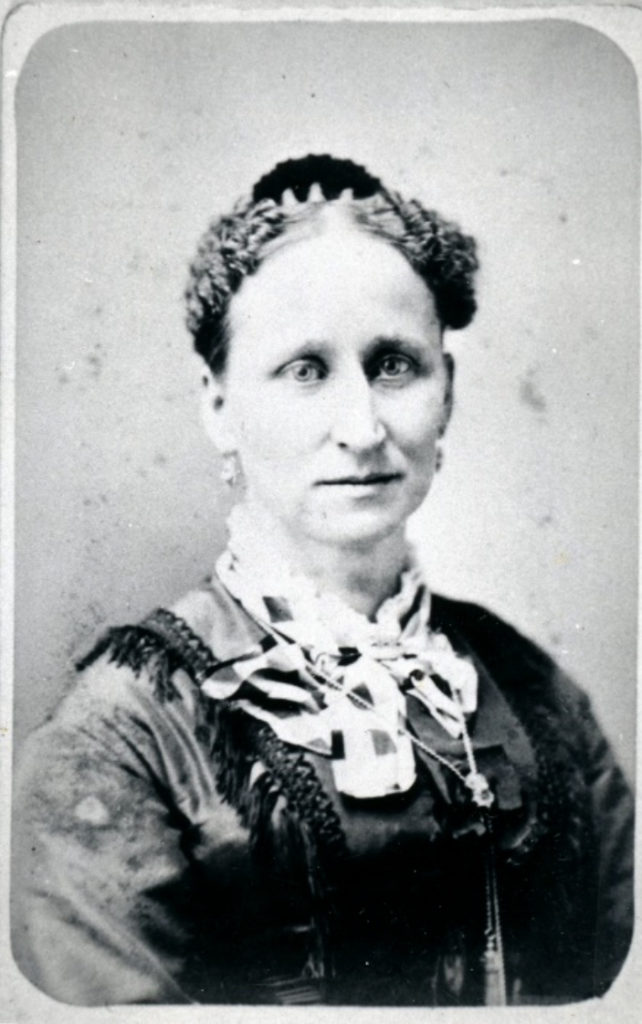 Louisa Jane (Chase) Rosebrooks