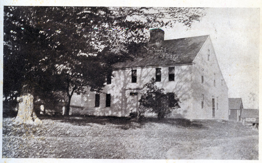 Hovey Farwell House
