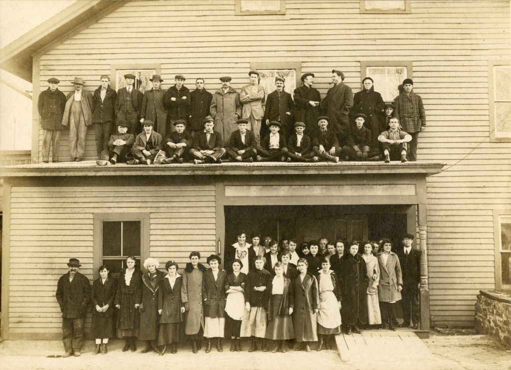 Conantville Mill 1915