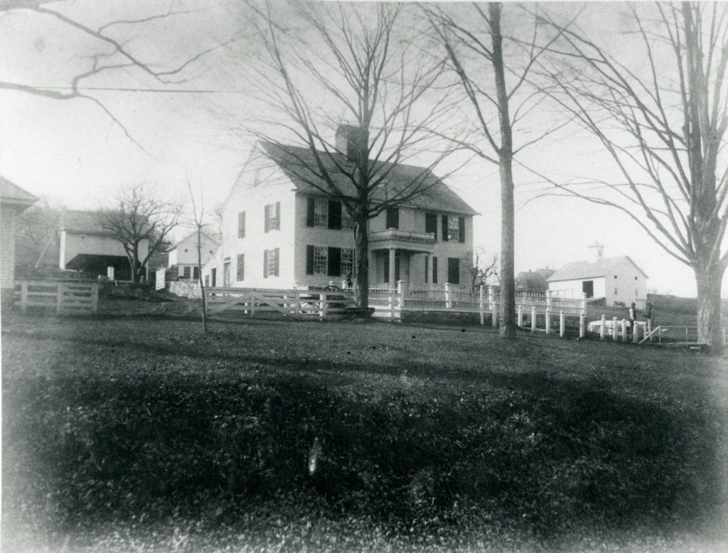 Leonard Dewing House