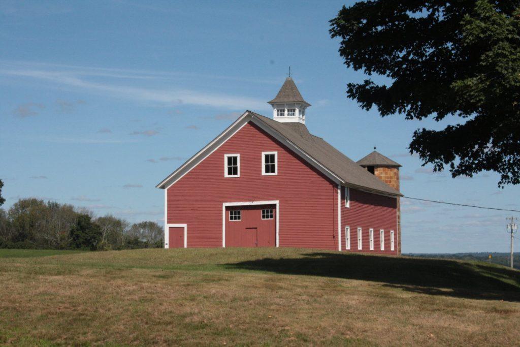 Farwell House Barn